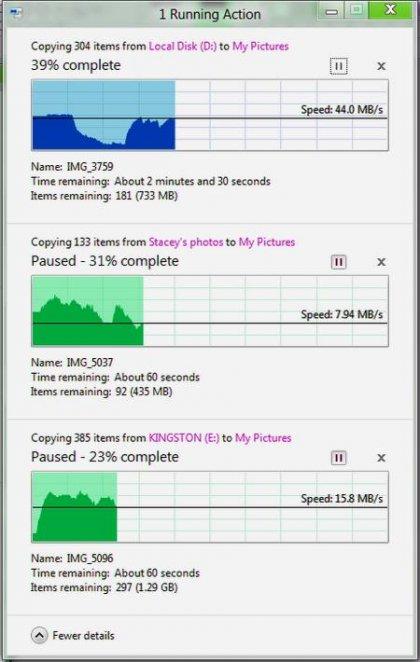 Новые подробности о Windows 8