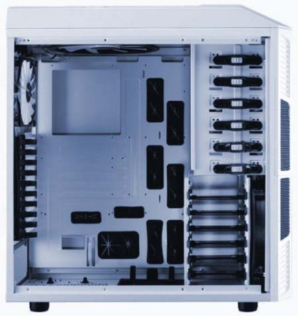XPredator White Edition – новый корпус от Aerocool