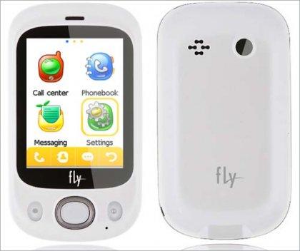 Бюджетный тачфон Fly E133