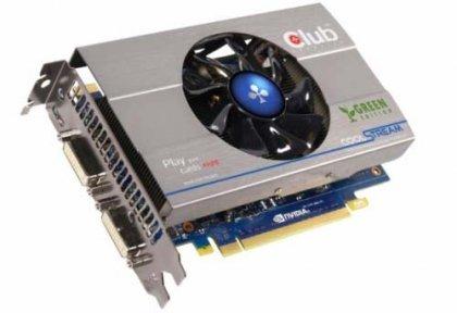 Энергоэффективная видеокарта GeForce GTX 560 Ti Green Edition