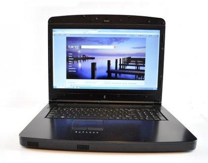 SpaceBook 17 ноутбук с двумя 17,3-дюймовыми дисплеями