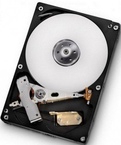 Жесткие диски Hitachi с пластиной сверхвысокой плотности