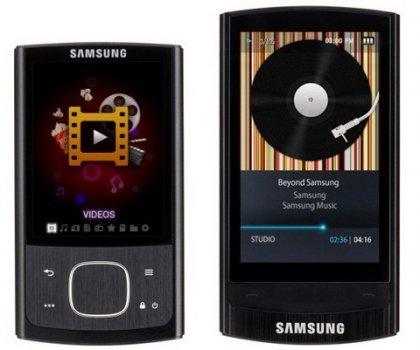 Медиаплееры Samsung R0 и R1 скоро поступят в продажу