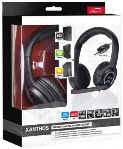 Легкие наушники Speedlink Xanthos