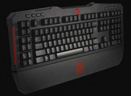 Thermaltake выпустила клавиатуру Meka G-Unit для геймеров