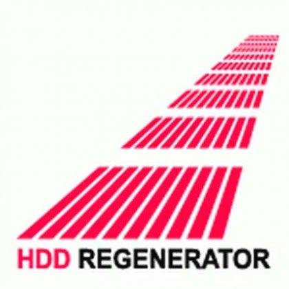 HDD Regenerator – реаниматор винчестеров