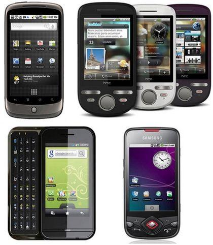 Выбираем смартфон: особенности смартфонов