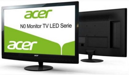 Новый ТВ-монитор от Acer