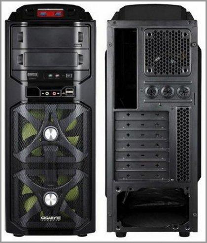 Gigabyte выпустила два корпуса GZ-G1 и GZ-G1 Plus