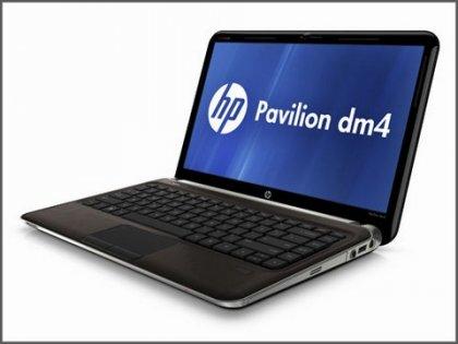 HP снабдила Pavilion dm4 дискретной графикой