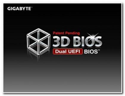 3D BIOS - Новое, или хорошо знакомое старое