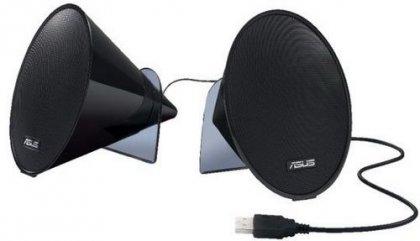 USB колонки ASUS MS-100 в форме конуса