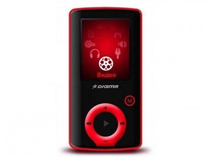 Digma F2 MP3 плеер с FM-трансмиттером