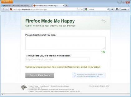 В Firefox 14 будет