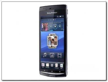 Sony представила смартфон - LT29i Hayabusa