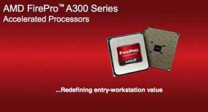 AMD FirePro A300 - APU для профессиональной графики