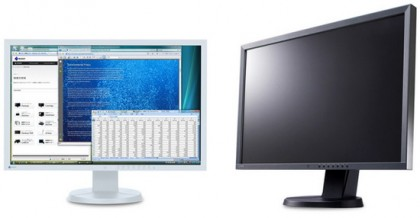 EIZO выпустила новый IPS монитор