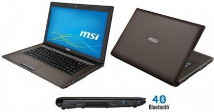 MSI CR41 – ноутбук для любителей спорткаров