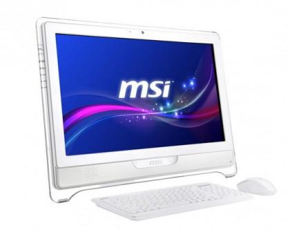 Моноблоки для Windows 8 от MSI