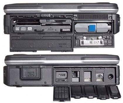 Panasonic обновила защищенный ноутбук Toughbook 31