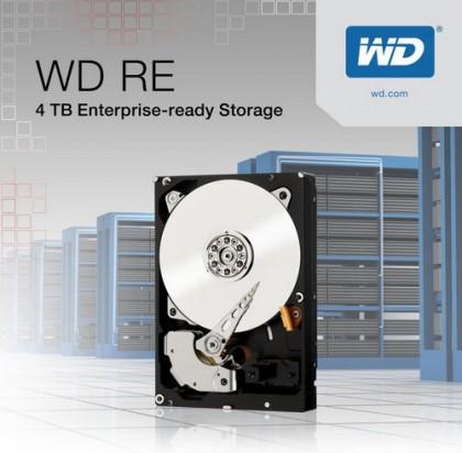 Western Digital представила жесткие диски ёмкостью до 4 ТБ