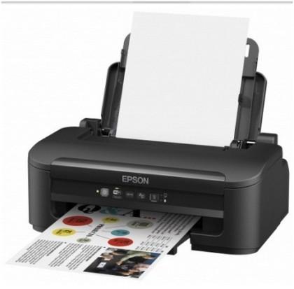 Epson WorkForce WF-2010W – компактный принтер с функцией Wi-Fi