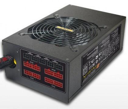 Компактный БП Scythe Chouriki 2 мощностью 1600 Вт