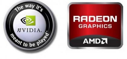 Основные характеристики видеокарт Radeon, GeForce