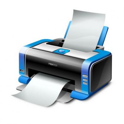 Типичные неисправности струйного и лазерного принтера