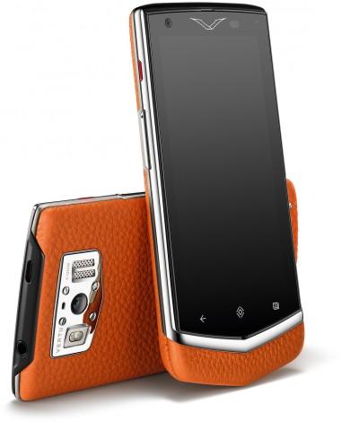 Роскошный смартфон Vertu Constellation за 5000 евро