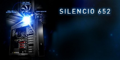 Корпус от CoolerMaster порадует любителей тишины