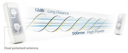 TP-LINK TL-WA7210N передаст Wi-Fi на несколько километров