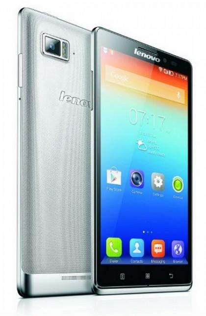 Lenovo объявил о старте продаж смартфона Vibe Z